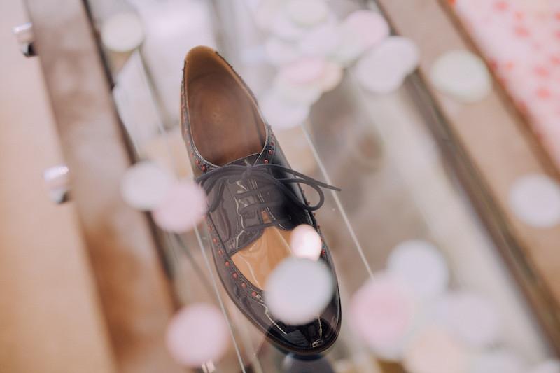 chaussures chic chocolate schubar