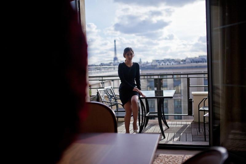 hôtel collectionneur paris luxe