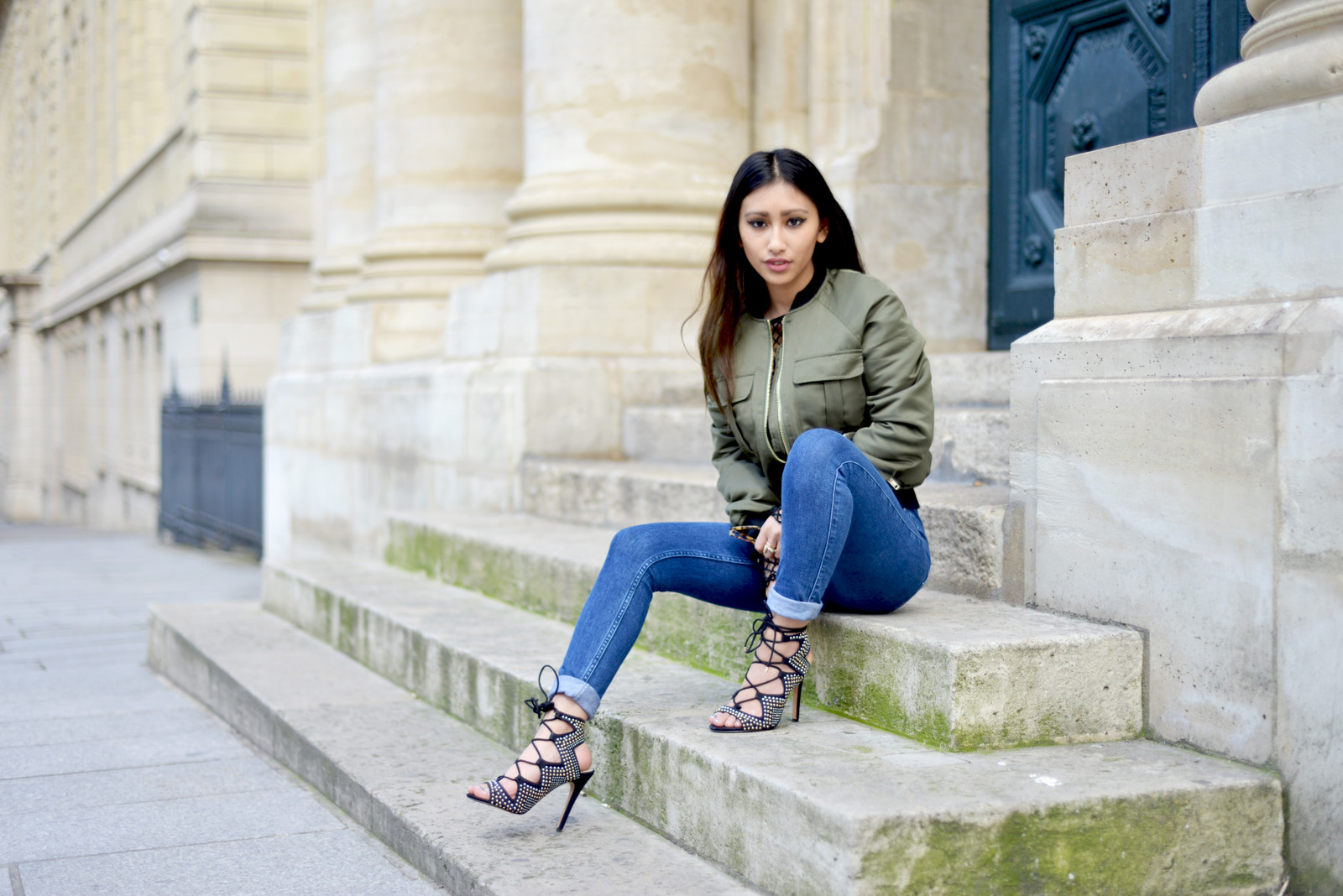 blog mode paris style denim