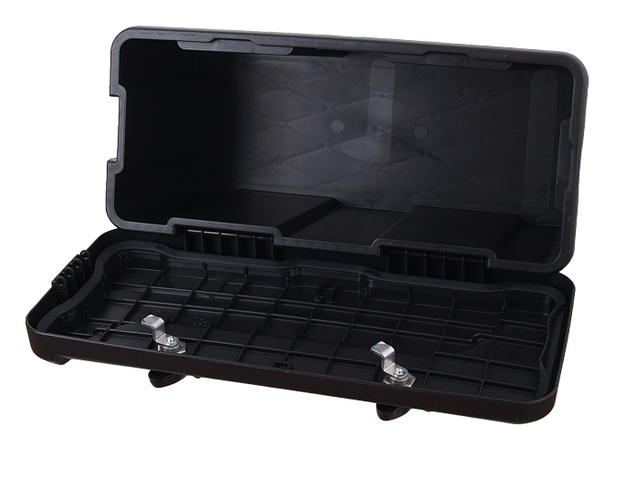 daken blackit ii coffre a outils 550x250x294 bo 238 te de rangement camions ebay