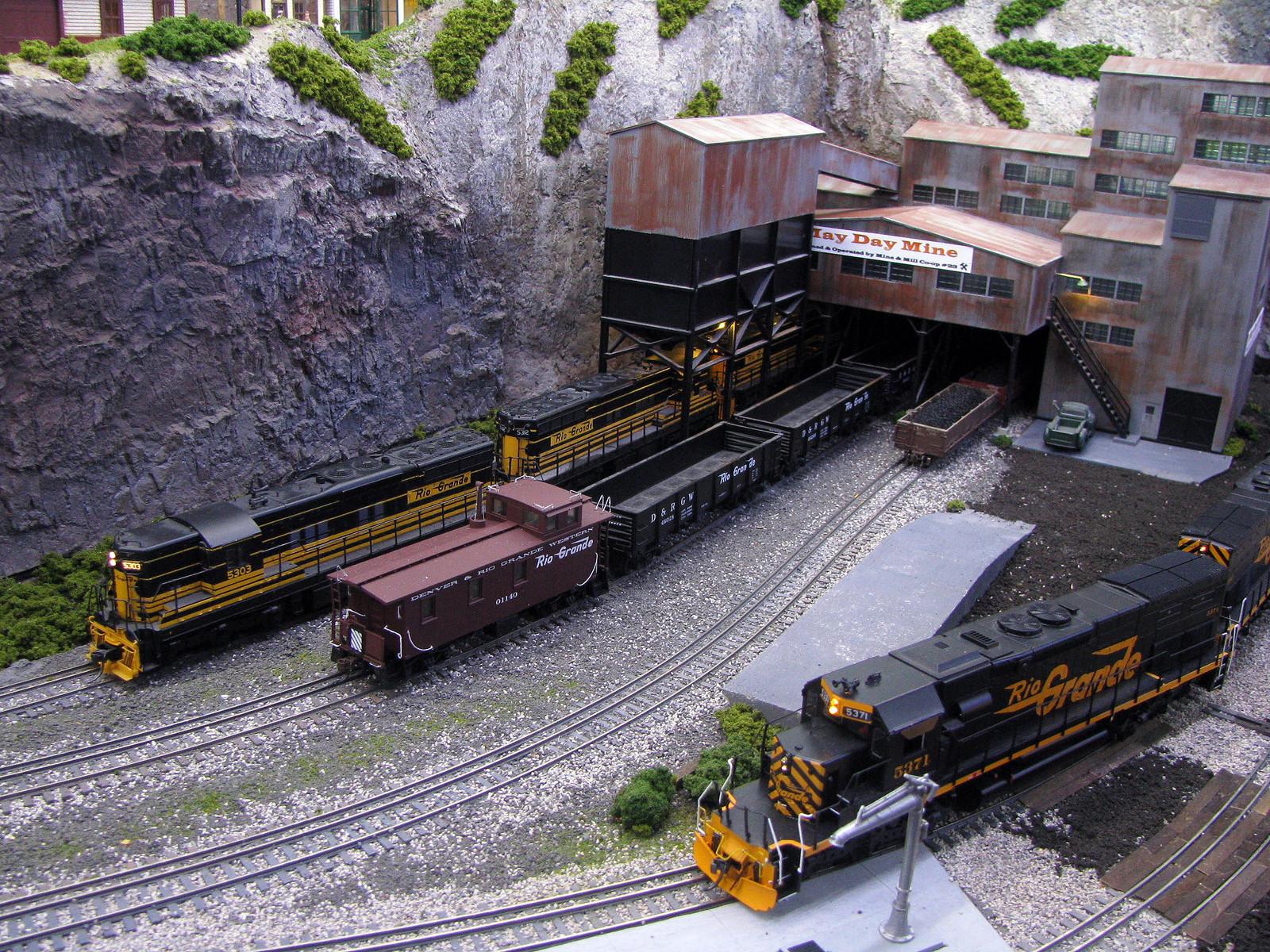coal sheds of the san juans model railroader magazine model