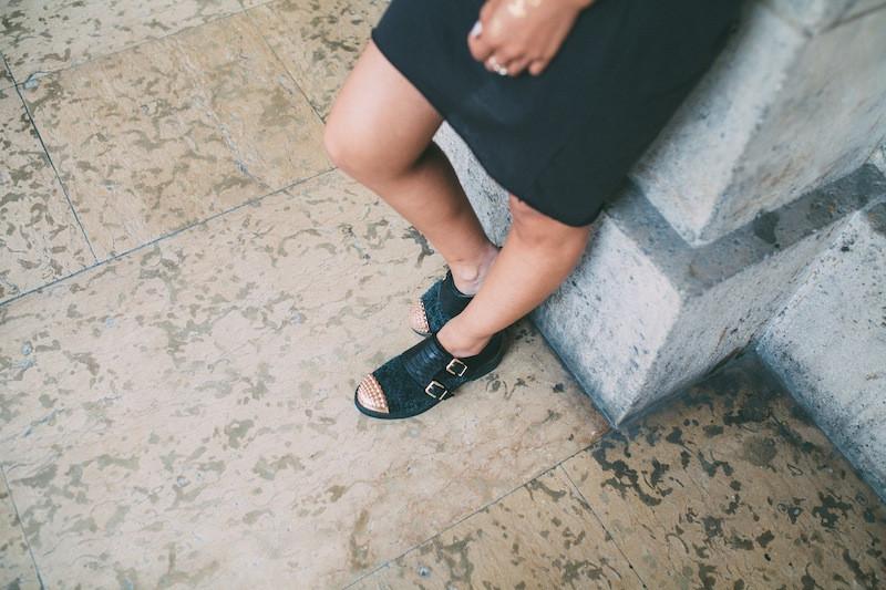 chaussures plateforme senso blog mode