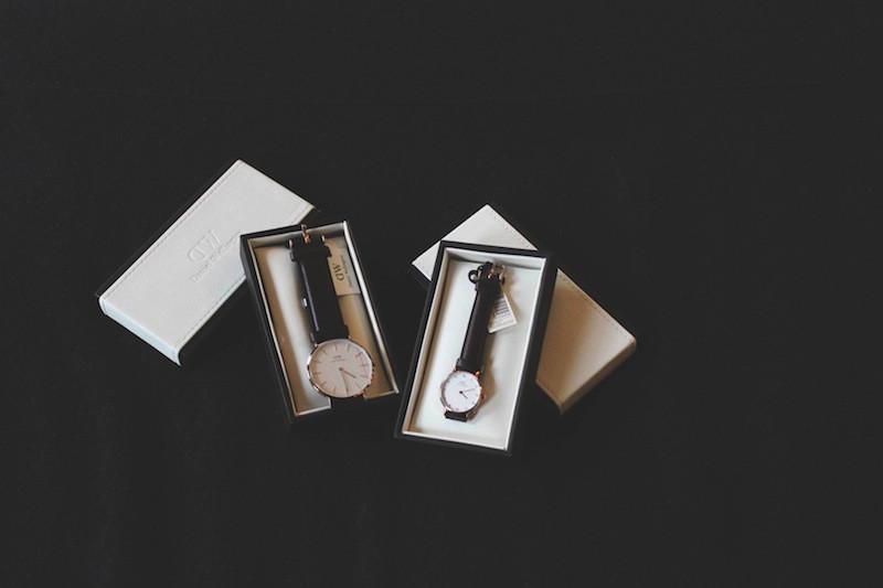 daniel wellington cadeaux de noël inspiration