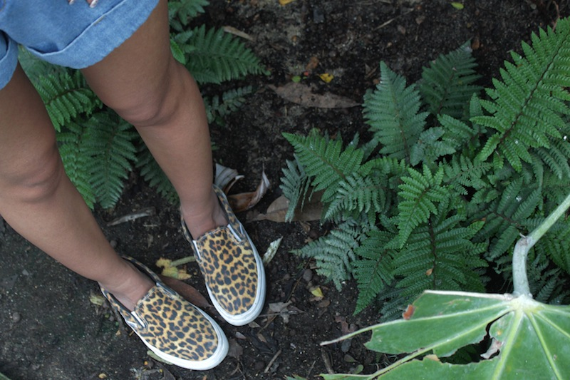 vans leopard shoes fashion blog