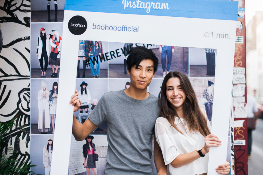 Laurent et Madison blog mode paris