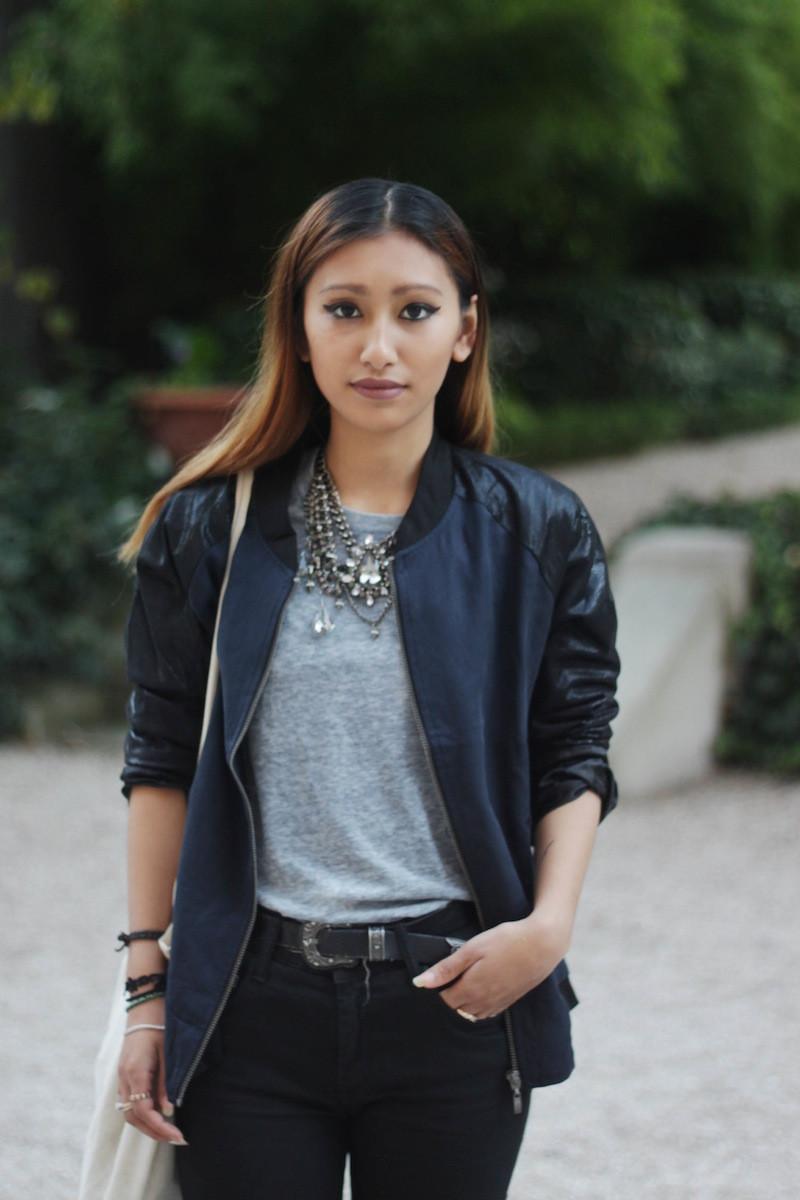 teddy jacket fashion blog paris