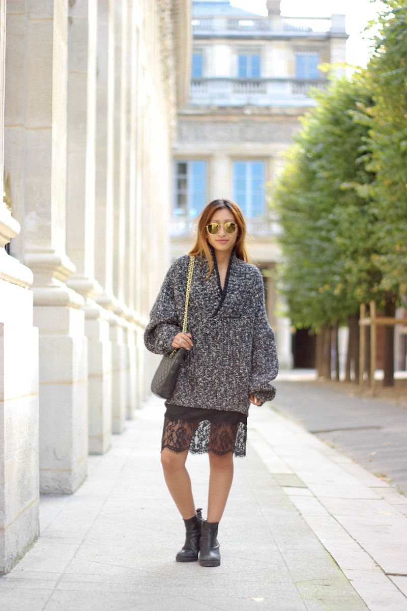 lace zara dress