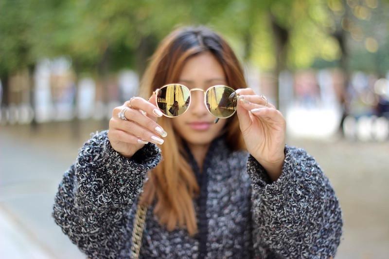 round sunglasses john lennon fashionblog