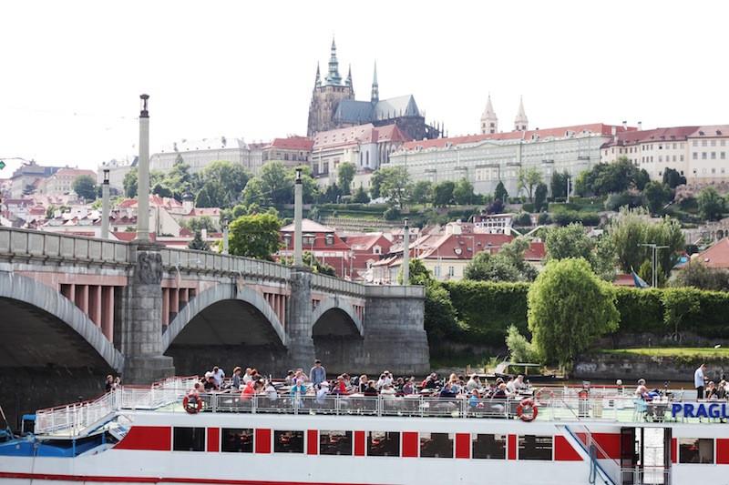 la vieille ville Prague