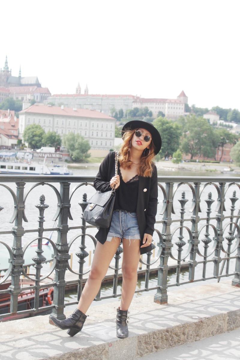 parisian style fashionblog
