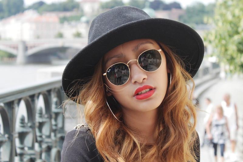 chapeau noir hm