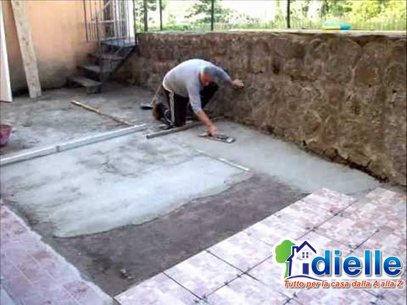 20 pezzi rete elettrosaldata zincata per massetto pavimenti murature ebay - Asciugatura massetto per piastrelle ...