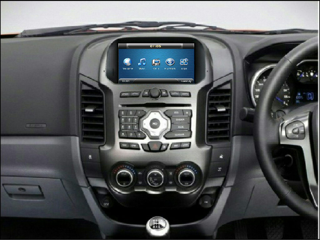 Double din car stereo with navigation and bluetooth reviews 8