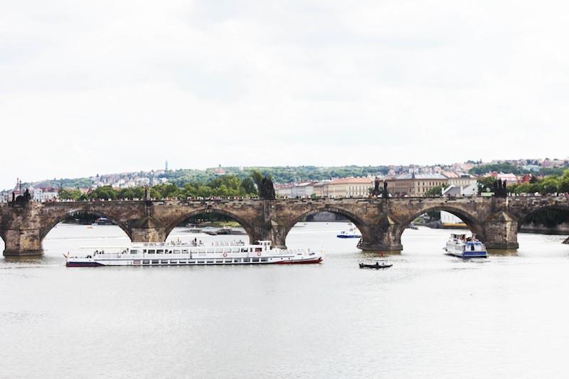 Le pont charles Prague