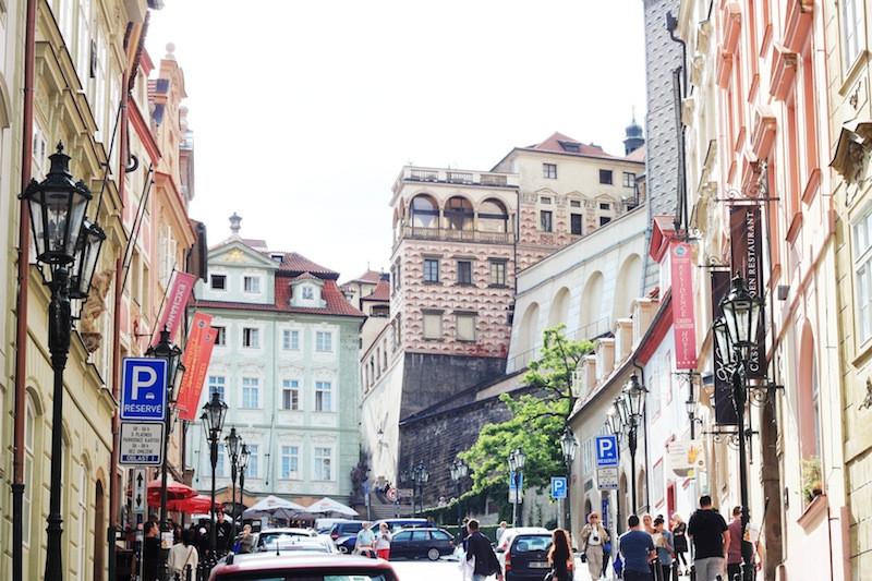 la vieille ville stare mesto