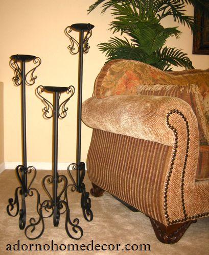 Floor Candle Holders | eBay