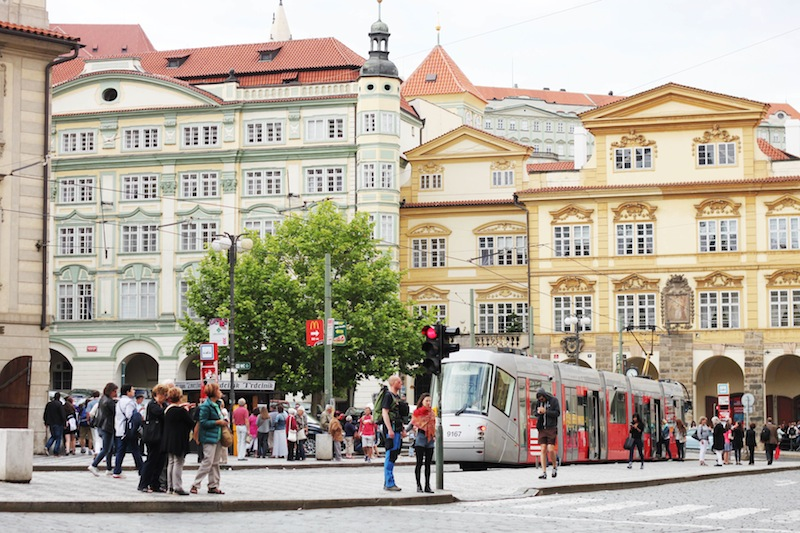 Prague travel city