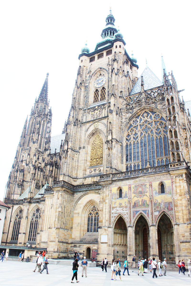 prague cathédrale