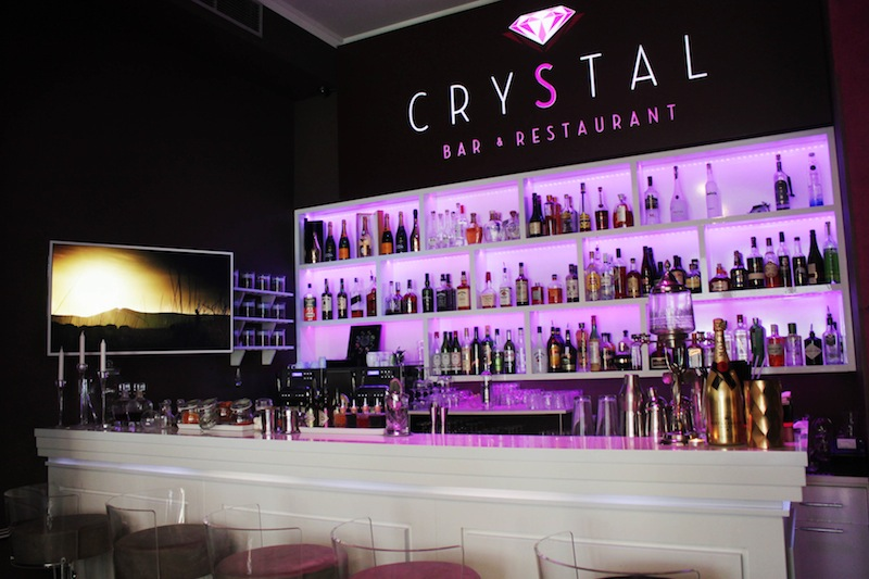 crystal bar prague nice bar good and cheap