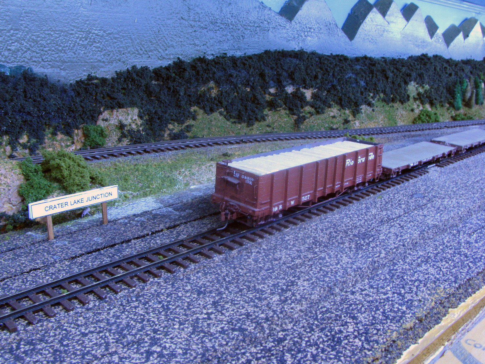 Tips For Model Railroading On The Cheap Railroader Magazine Two Circuits Mike Lehman