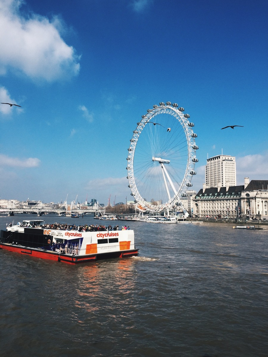 london eye travel blog