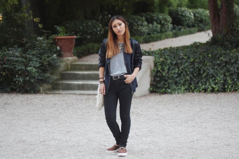 pantalon motard rockstar blog mode