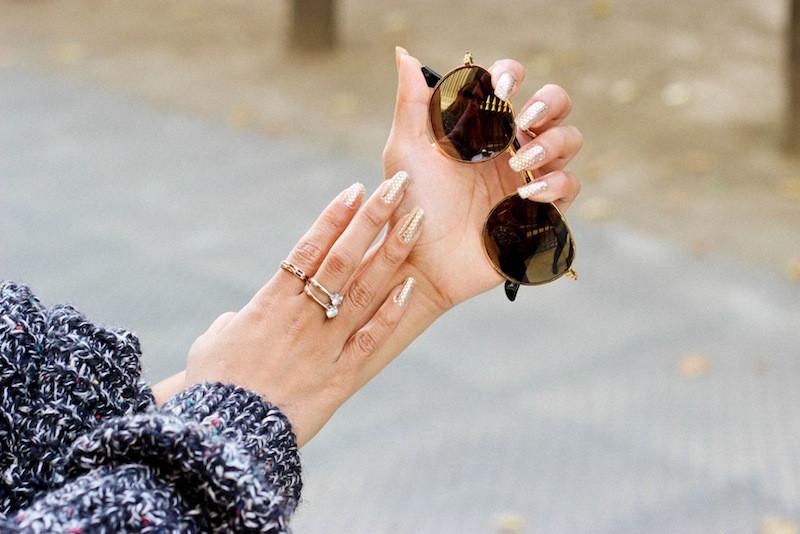 lunettes de soleil rondes style john lennon
