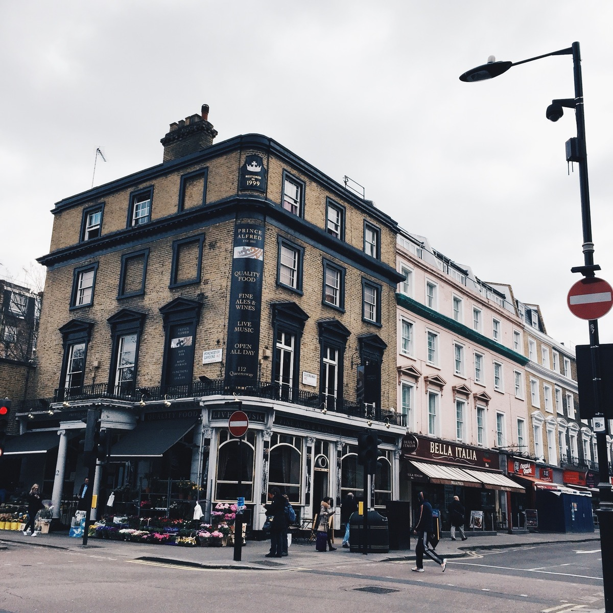 quartier kensington londres blog voyage