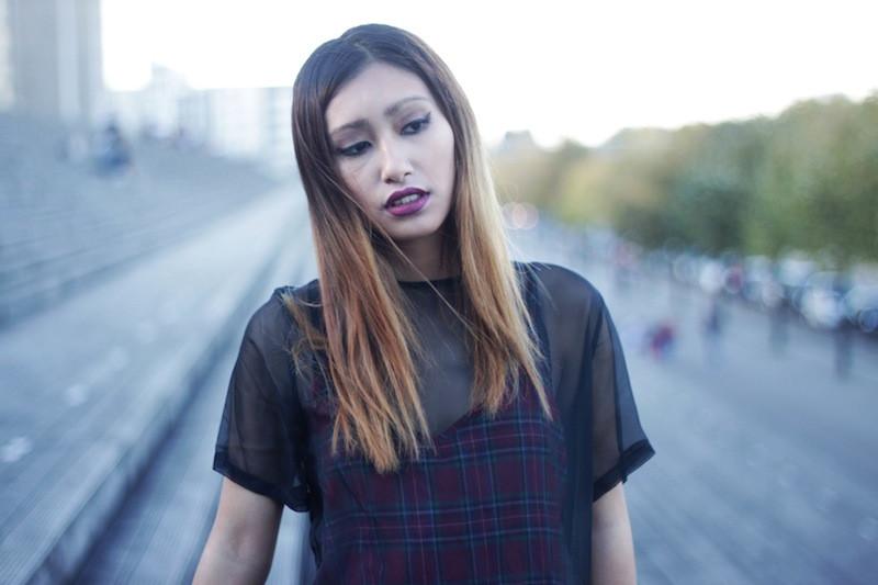 rouge à lèvres dark blog mode beauté