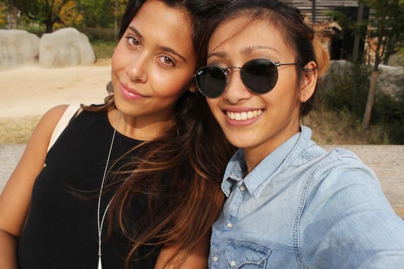ray ban lunettes de soleil ronde blog mode