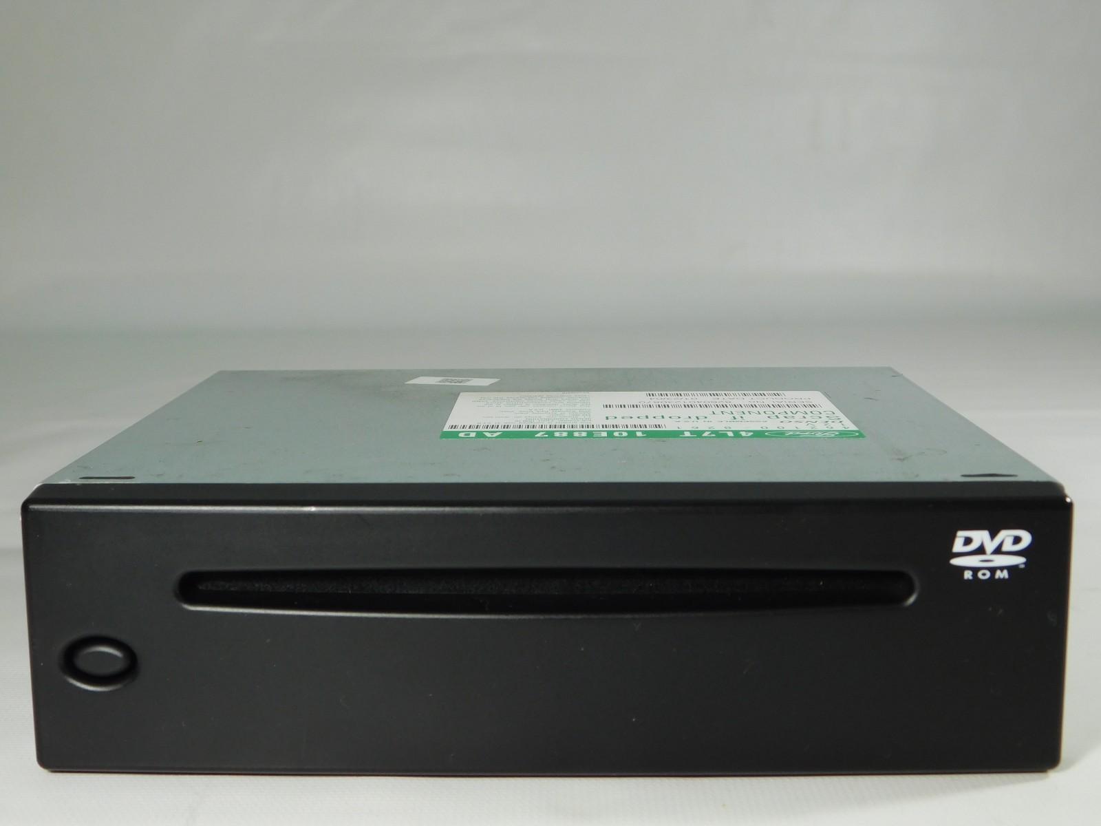 04 06 lincoln navigator ls aviator navigation gps system dvd rom map disc oem ebay. Black Bedroom Furniture Sets. Home Design Ideas