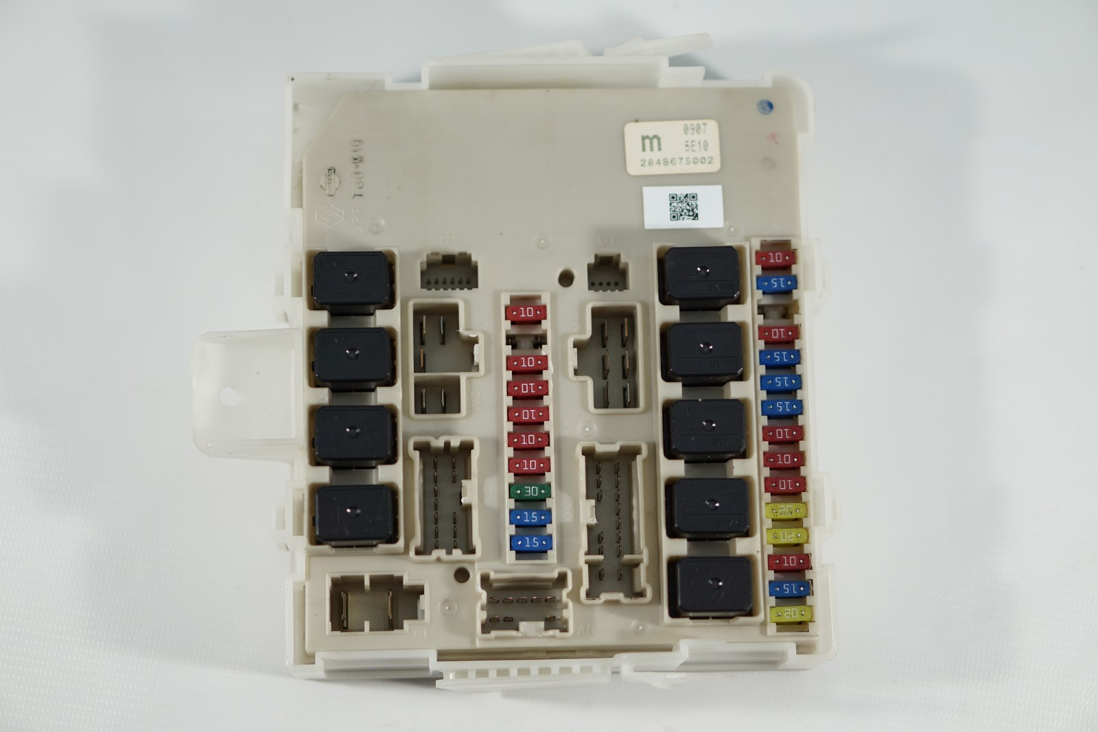 Fuse Box On 2007 Nissan Xterra : Nissan armada pathfinder infiniti qx underhood