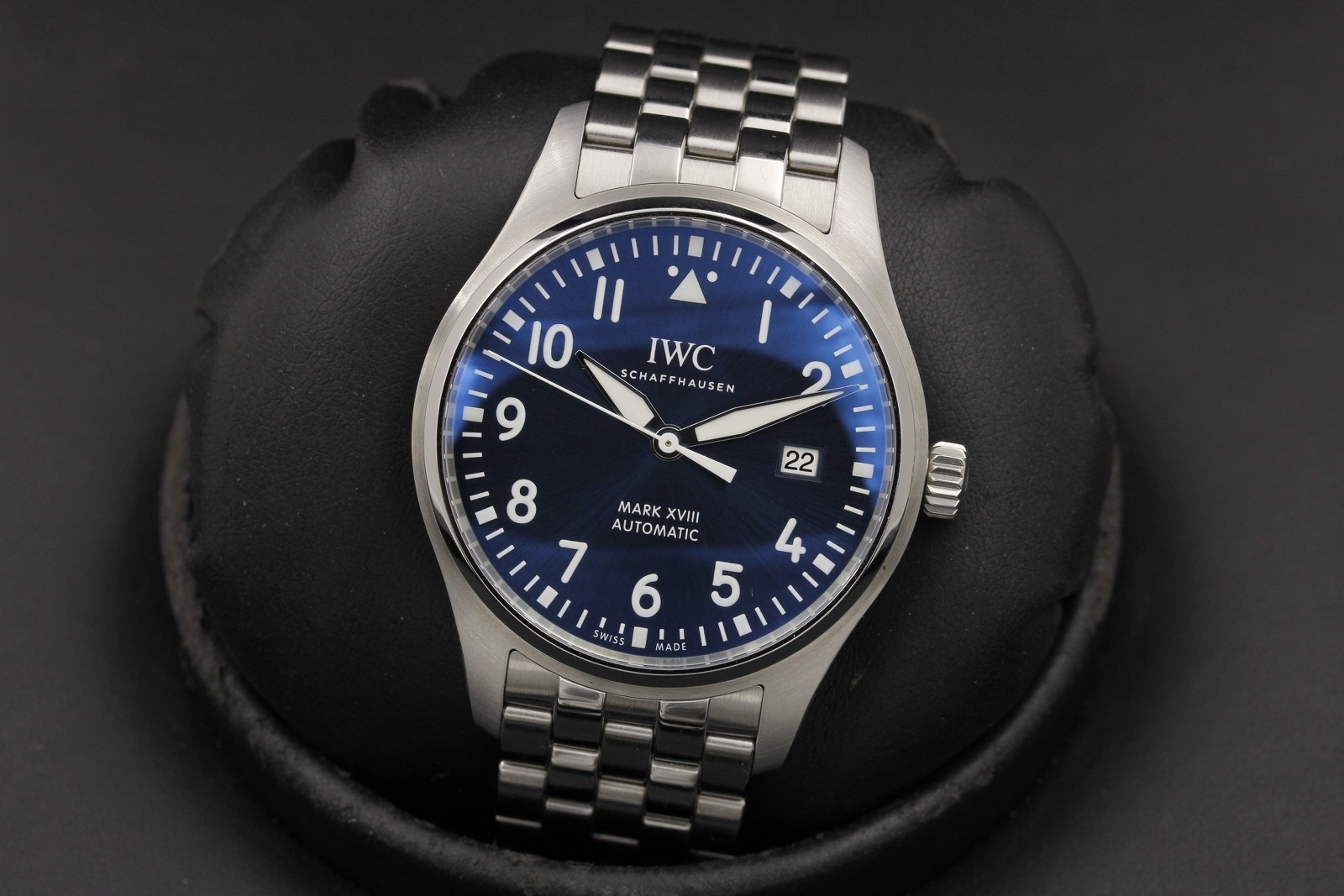 Iwc serial number dating