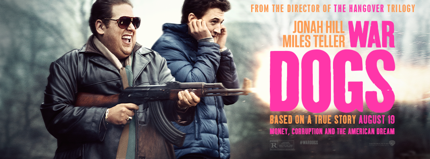 War Dogs  Review  An A...