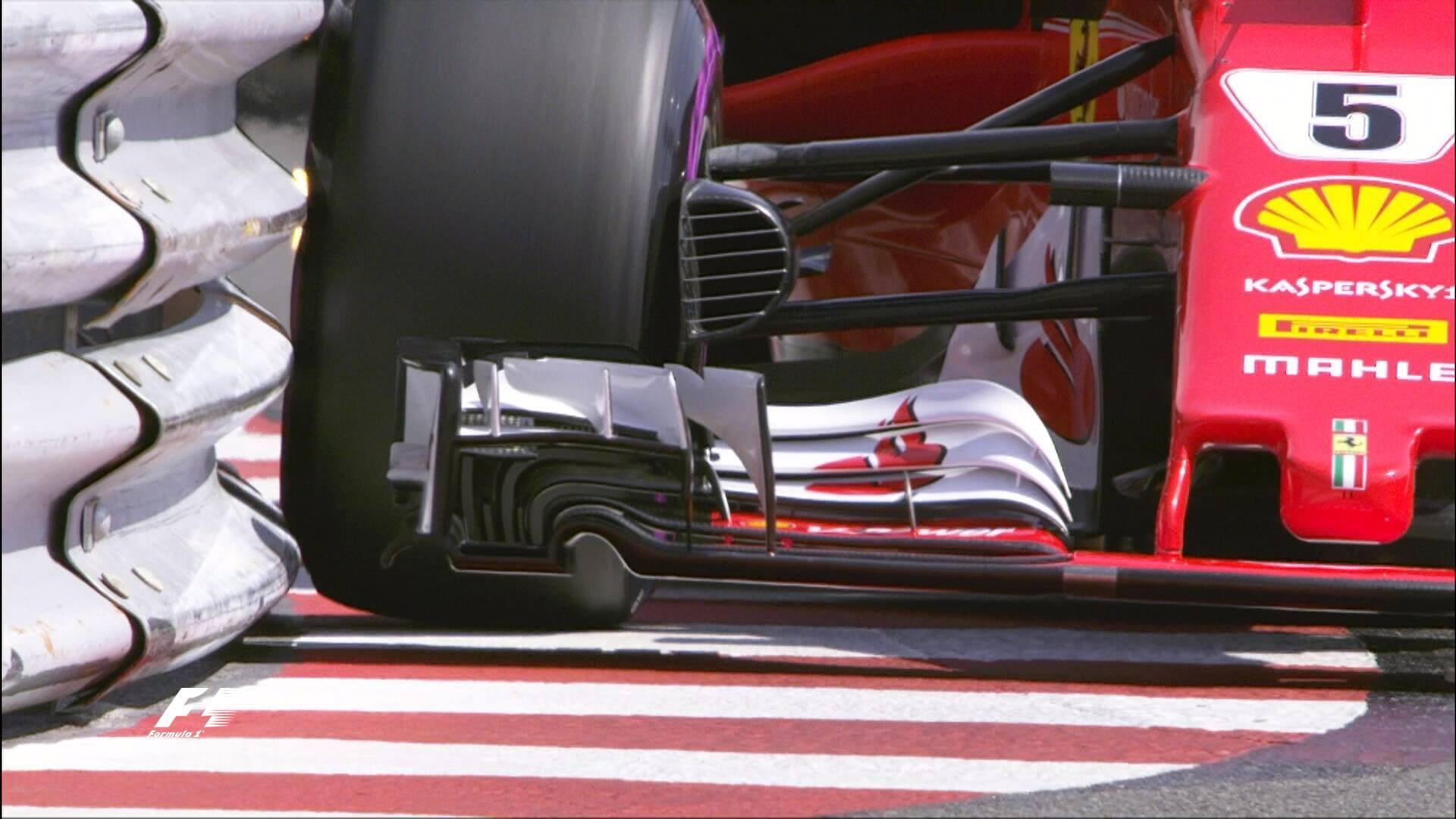 F1 2017 Monaco GP Kimi Raikkonen