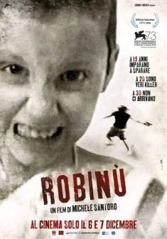 Robinù (2016) DVD9 Copia 1:1 ITA - DDN