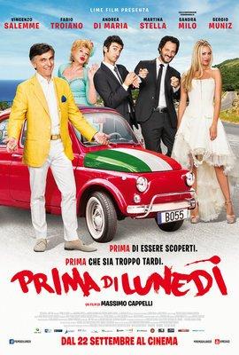 Prima Di Lunedi (2016) avi DVDRip ITA AC3 - DDN