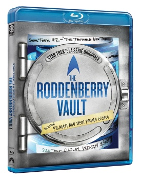 Star Trek - The Roddenberry Vault (2016) 3 BluRay Full AVC DD ITA DTS-HD ENG