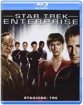 Star Trek: Enterprise - Stagione 3 (2004) 6 Blu Ray Full AVC ITA ENG DTS-HD MA