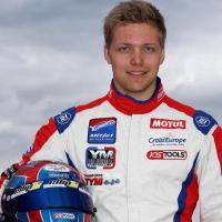 Race Car Driver Yann Ehrlacher