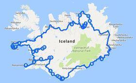 Iceland Road Trip October 2018