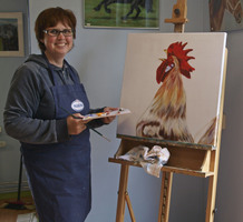 dierenschilderij schilderij dieren