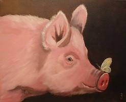 dierenschilderij opdracht