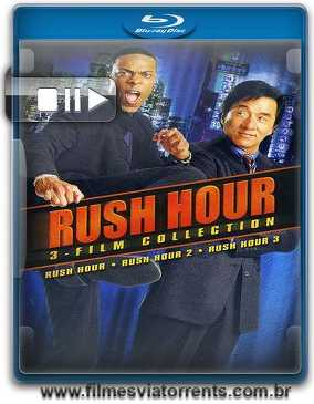 Trilogia A Hora do Rush Torrent – BluRay Rip 720p Dublado