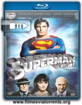 Superman: O Filme Torrent - BluRay Rip 1080p Dual Áudio