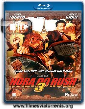 A Hora do Rush 2 Torrent - BluRay Rip 720p Dublado