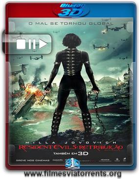 Resident Evil 5: Retribuição Torrent – BluRay Rip 1080p 3D HSBS Dublado