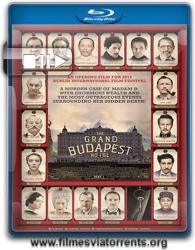O Grande Hotel Budapeste Torrent - BluRay Rip 720p   1080p Dublado 5.1