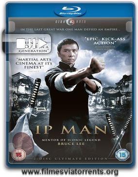 O Grande Mestre (Ip Man) Torrent - BluRay Rip 720p Dublado