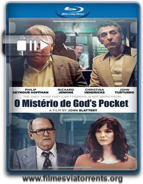 O Mistério de God's Pocket Torrent - BluRay Rip 1080p Dual Áudio 5.1